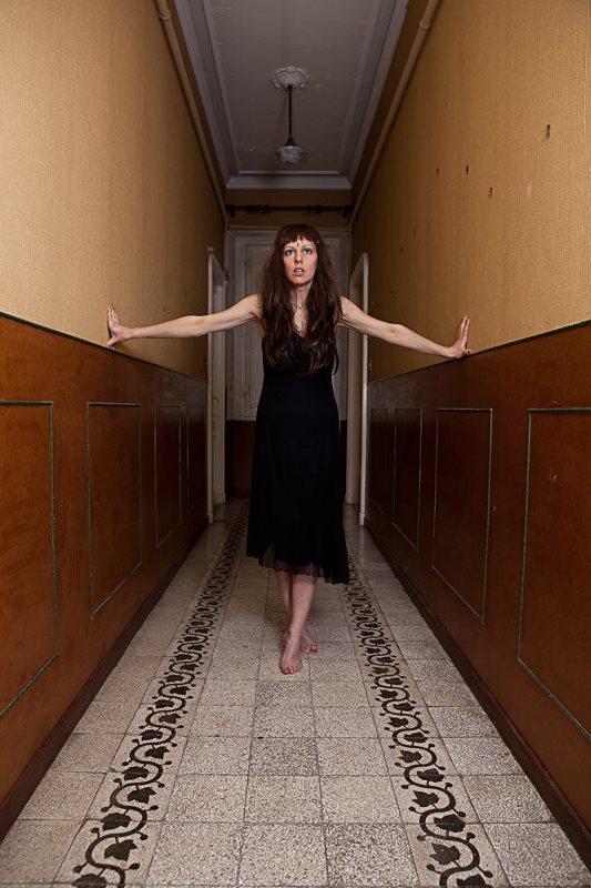Mariangela Murolo, Attrice, foto di Lucio Berardinelli