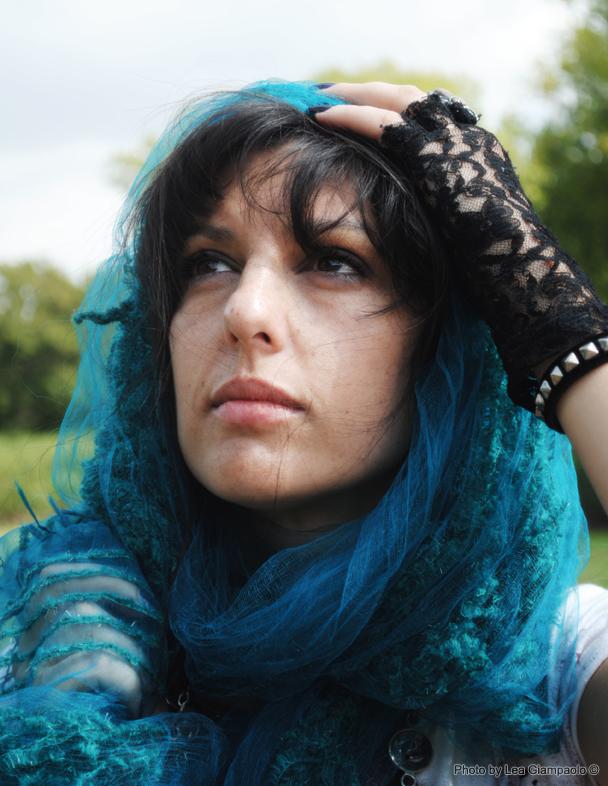 Mariangela Murolo, Attrice, Foto di Lea Giampaolo